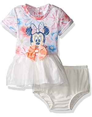 Baby Girls' Minnie Mouse Dress