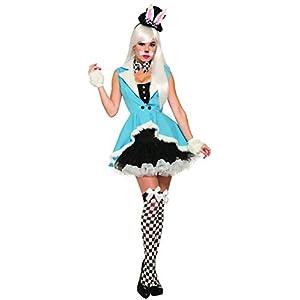 Womens White Rabbit Alice In Wonderland Costumes For Sale Funtober