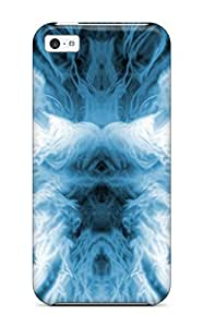 New Iphone 5c Case Cover Casing(fractal)