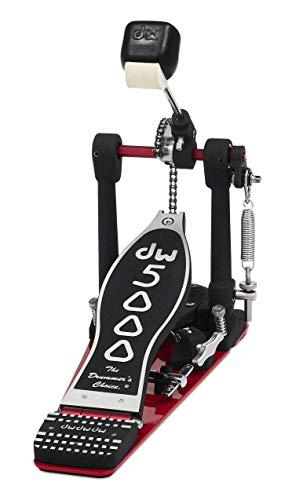 Dw Single Bass Drum Pedals - Drum Workshop DW 5000 Single pedal, Single Chain DWCP5000AH4
