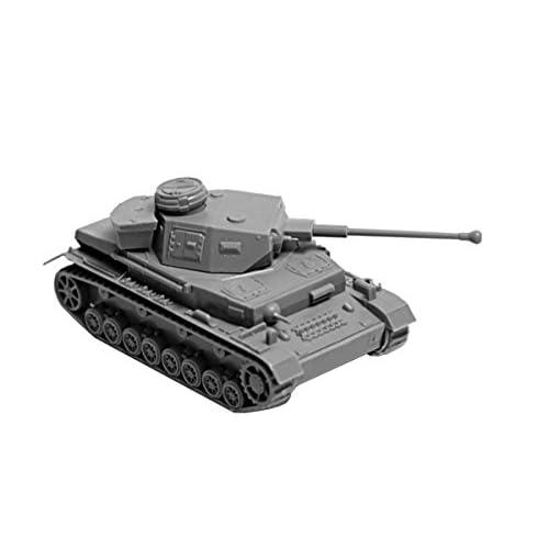 Zvezda Maquette Char : Panzer IV Ausf.F2