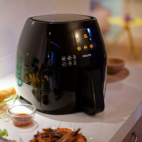 Philips HD9240//90 Avance Collection Friteuse Noir 2100 W XL