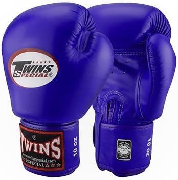 Twins Special Bgvl-3 Dark Blue 8oz Muay Thai// Boxing Gloves