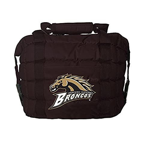 15 Can NCAA Bag Cooler NCAA Team: Western Michigan