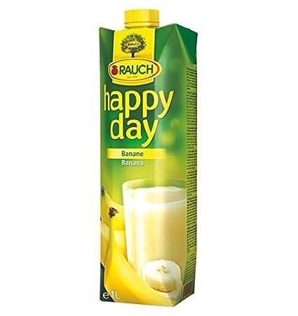 Rauch happy day Banane 1000ml: Amazon.de: Lebensmittel & Getränke