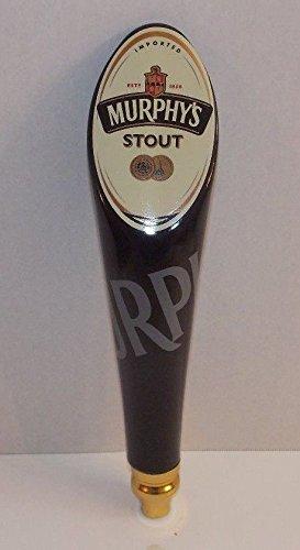 Murphys Stout Ceramic Tap Handle Beer Keg Marker