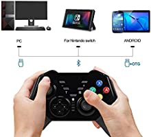 TUTUO Nintendo Switch Controlador Mando Inalámbrico Gamepad ...
