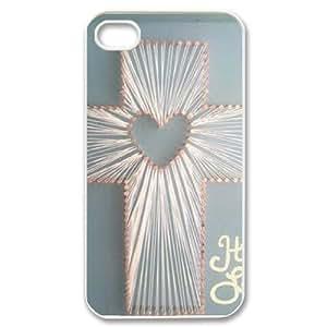 Cross DIY Case Cover for iPhone 4,4S LMc-55605 at WANGJING JINDA