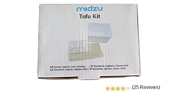 Kit para tofu Midzu: Amazon.es: Hogar