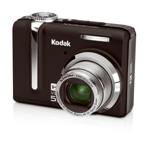 Kodak Easyshare Z1285 12.0 MP Digital Camera with 5xOptical Zoom (Easyshare Manuals Kodak)