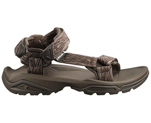 Teva Terra FI 4 Walking Sandals - SS15 - 8 - Brown