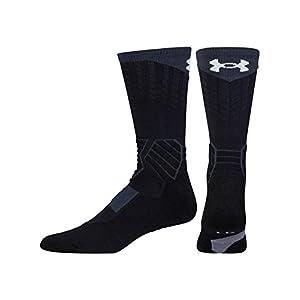 Under Armour Mens Drive Basketball Crew Sock Single Pair