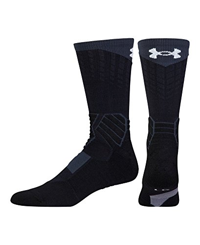Under Armour Mens Drive Basketball Crew Sock Single Pair