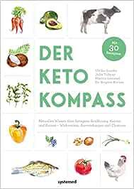 Der Keto-Kompass: Aktuelles Wissen über ketogene Ernährung, Ketone und Ketose - Wirkweisen, Anwendungen und Chancen
