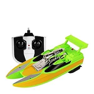 Amazon.com: DaoAG - Barco eléctrico de alta velocidad con ...