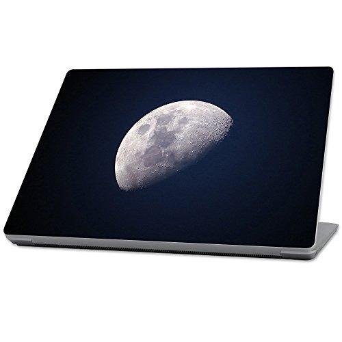 正規品販売! MightySkins Unique Protective B07898MRR6 Durable and for Unique Vinyl Decal wrap cover Skin for Microsoft Surface Laptop (2017) 13.3 - Moon Black (MISURLAP-Moon) [並行輸入品] B07898MRR6, カネタグループのタイヤホイール館:14e1d8f7 --- senas.4x4.lt