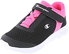 77193f6f9eb Champion Black Pink Girls  Toddler Performance ...