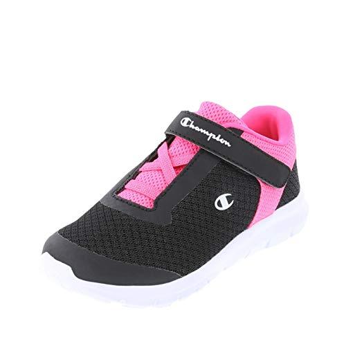 (Champion Black Pink Girls' Toddler Performance Gusto Cross Trainer 6.5 Regular)