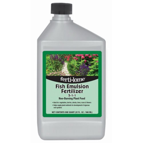 (Voluntary Purchasing Group 10612 Fertilome Concentrate Fish Emulsion Fertilizer, 32-Ounce)