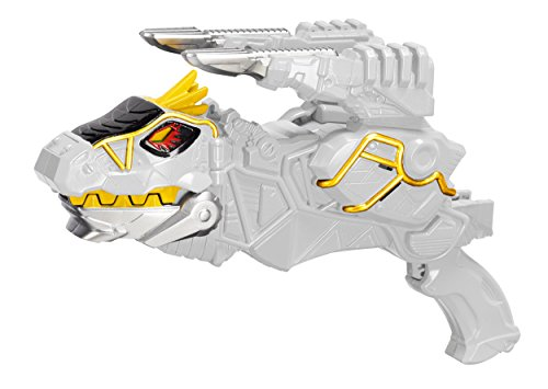 Power Rangers Dino Super Charge - Limited Edition T‑Rex Super Charge Morpher