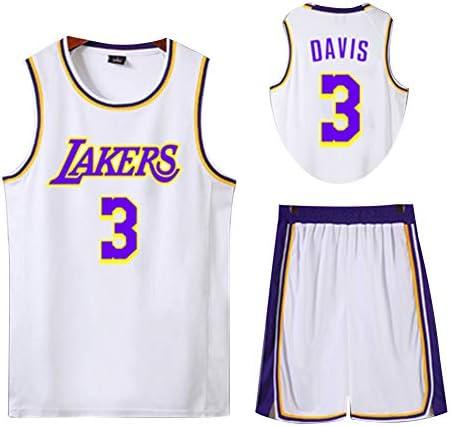 Kobe Bryant Jersey N/º 24 Los Angeles Lakers Camiseta de Baloncesto para Hombre