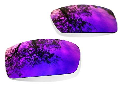 Eyepatch Sunglasses de Purple 1 para Mirror Recambio Polarizadas Restorer Oakley Lentes w7UPz