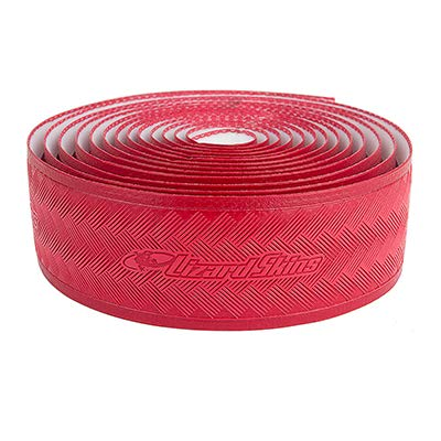 Lizard Skins Tape and Plugs Bar Tape, Red by Lizard Skins