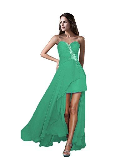 Vimans -  Vestito  - linea ad a - Donna Green 1 46