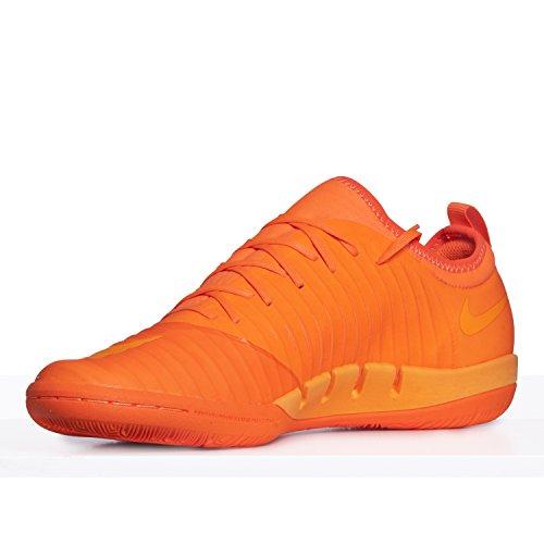 Total 90 Indoor Shoes (NIKE MercurialX Finale II IC Mens Soccer-Shoes 831974-888_10.5 - Total Orange/Bright Citrus-Hyper Crimson)