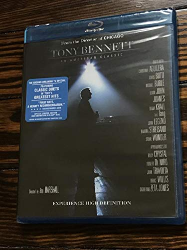 Tony Bennett - An American Classic [Blu-ray]