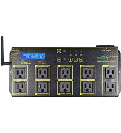 Review WEB POWER SWITCH WLCD