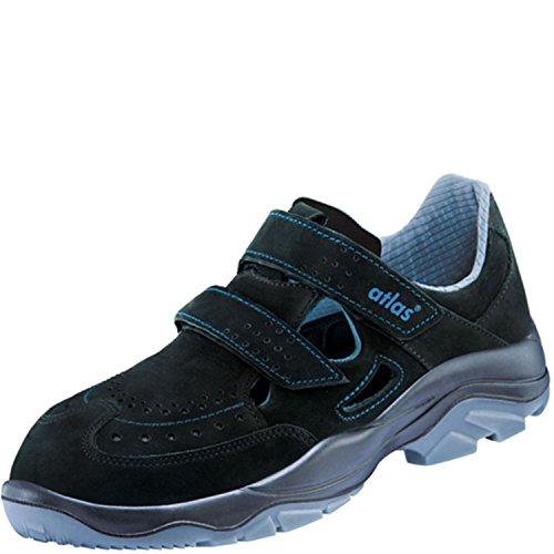 Atlas chaussures de sécurité en aluminium-tec 375 blueline w12-taille 42