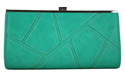 Girly Handbags - Cartera de mano mujer Azul