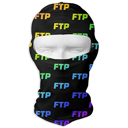 Stazary Colorful FTP Windproof Dustproof Face Mask Balaclava UV Prevention Hood Hat