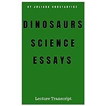 Dinosaurs Science Essays