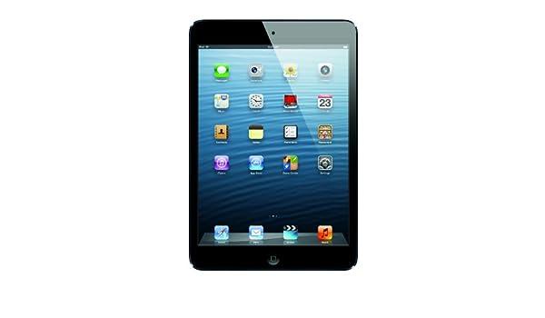 Apple iPad mini 16GB Negro - Tablet (IEEE 802.11n, iOS, Pizarra, iOS, Negro, Polímero de litio): Amazon.es: Informática