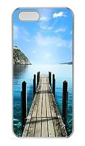 Landscape Hd Custom iPhone 5s/5 Case Cover ¿C Polycarbonate ¿CTransparent