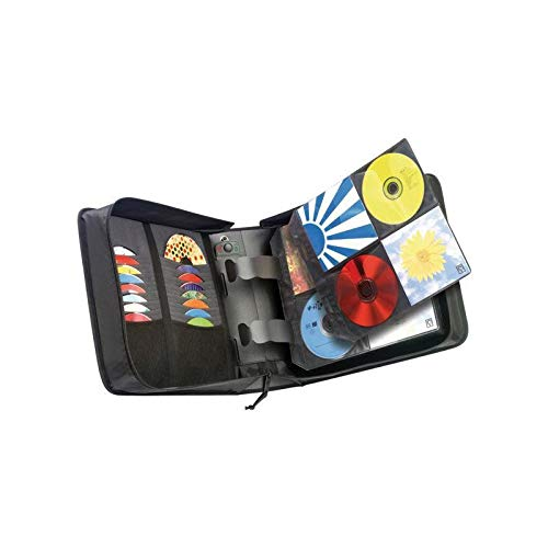 208 Logic Case Nylon Cd (208-DISC NYLON CD WALLET)