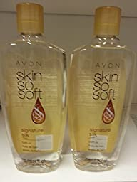 Skin so Soft Signature Silk 24 Ounce (Lot of 2)