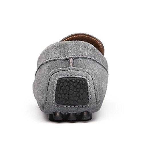 Miyoopark UK-XCR9105, Herren Schnürhalbschuhe, Grau - Grau - Größe: 39