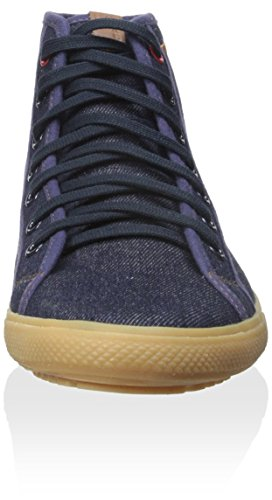 Ben Sherman Mens Conall Salut Mode Baskets Denim