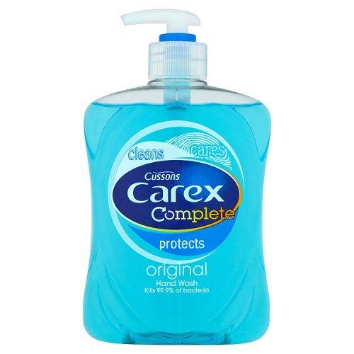 Carex Liquid Soap - CAREX LIQUID SOAP 500ML PK2 KJEYC5002