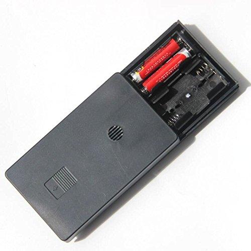 NUZAMAS AAA AA Batterie rechargeable Chargeur de panneau solaire Bo/îte de recharge 4 Batteries 2in1 4V 1W