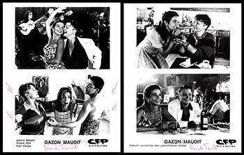 french-twist-aka-gazon-maudit-authentic-original-10-x-8-movie-poster