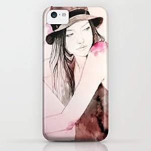Society6 - Holly iPhone & iPod Case by Sarah Bochaton
