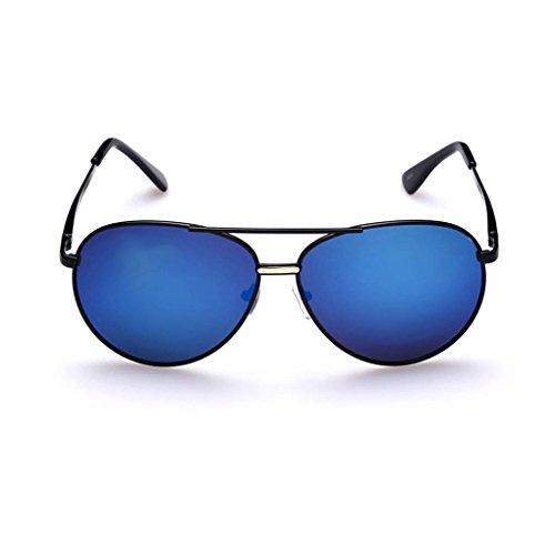 al sol gafas anteojos de que aire Las 1 Coolsir conduce metal Marco anteojos UV400 polarizadas de Gafas protección libre qwxRfSP