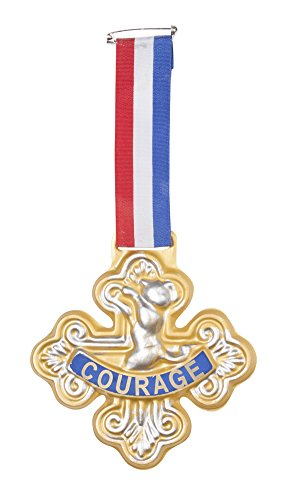 The Wizard of Oz Badge Of Courage One Size (Badge Of Courage Wizard Of Oz)