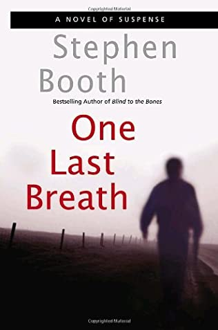 book cover of One Last Breath
