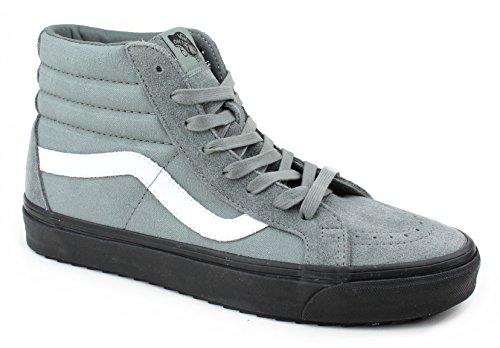 Vans - Zapatillas de Piel para hombre gris Castor Gray