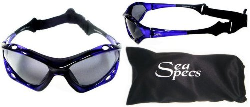 SeaSpecs Cobolt Blue Extreme Sports Sunglasses